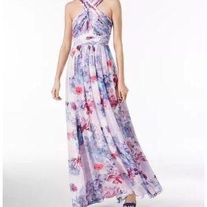 Calvin Klein Chiffon Dress